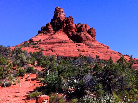 Bell Rock and Courthouse Butte